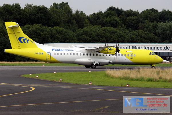 07.07.2016 I-ADLW Mistral Air / Poste Italiane ATR 72-500 cn707