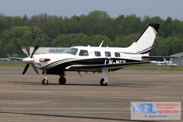 22.04.2018 LN-MER Piper PA-46-500TP Malibu