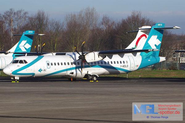 11.01.2014 I-ADLO (Air Dolomiti) ATR 72-500 cn585