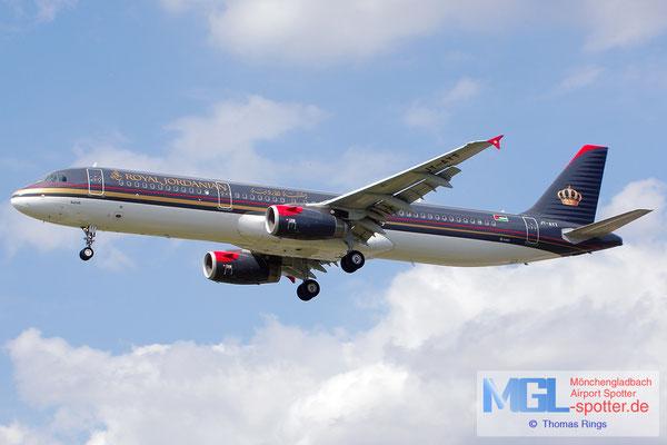 20.06.2014 JY-AYT Royal Jordanian A321-231