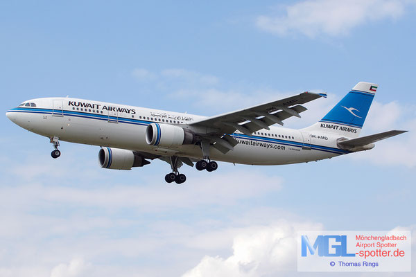 20.06.2014 9K-AMD Kuwait Airways A300B4-605R