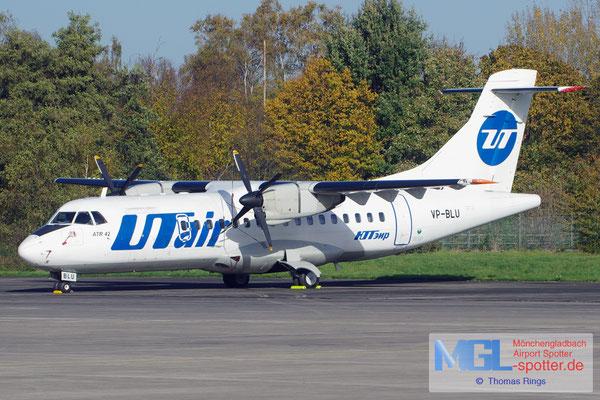 01.11.2014 VP-BLU UTair ATR 42-300 cn287