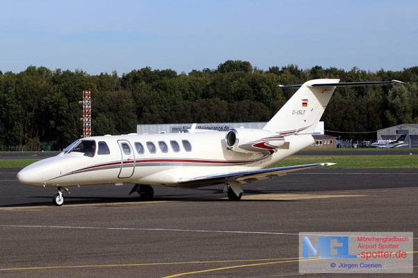 26.09.2018 D-ISLT Sylt Air Cessna 525A Citation CJ2+