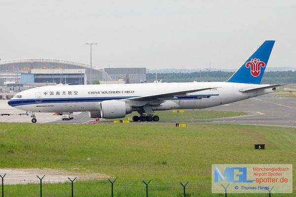 19.05.2013 B-2075 China Southern Cargo B777-F1B