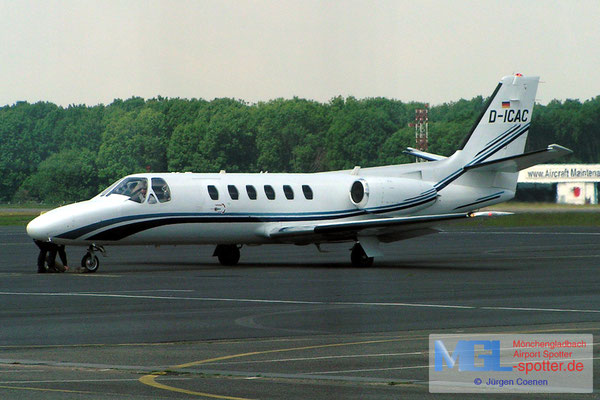 2.06.2006 D-ICAC CESSNA 550            CHARTER DFB