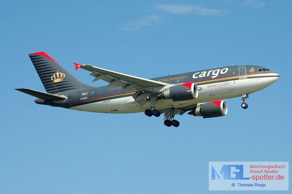 19.05.2013 JY-AGQ Royal Jordanian Cargo A310-304F