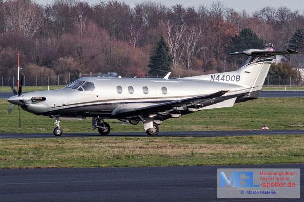 19.12.2020 N4400B Pilatus PC-12/47E