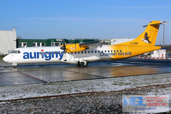 02.01.2017 G-COBO Aurigny Air Services ATR 72-500 cn852