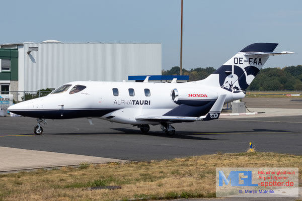 09.08.2020 OE-FAA AlphaTauri HA-420 HondaJet