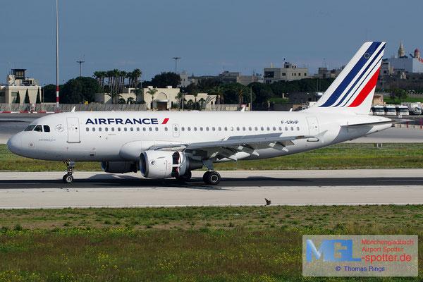 25.12.2013 F-GRHP Air France A319-111