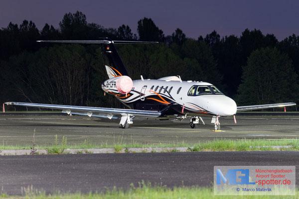 14.05.2021 D-CFRT Excellent Air Cessna 525 Citationjet CJ4