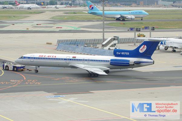 05.08.2012 EW-85703 Belavia Tu-154M