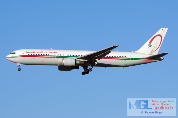 05.04.2015 CN-RNT Royal Air Maroc B767-36NER