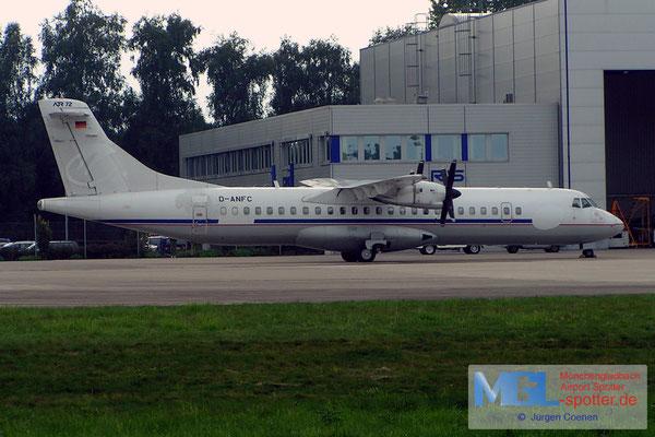 20.08.2005  D-ANFC Avanti Air / (Eurowings) ATR 72-202 cn237