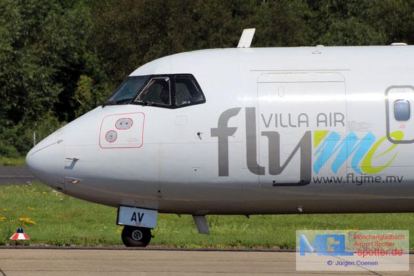 07.08.2017 8Q-VAV Flyme / Villa Air ATR 72-500 cn702