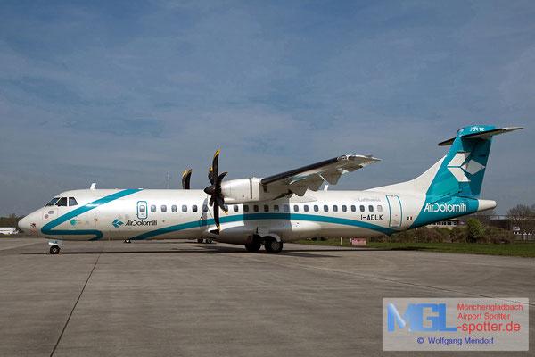 24.04.2010 I-ADLK Air Dolomiti ATR 72-500 cn706