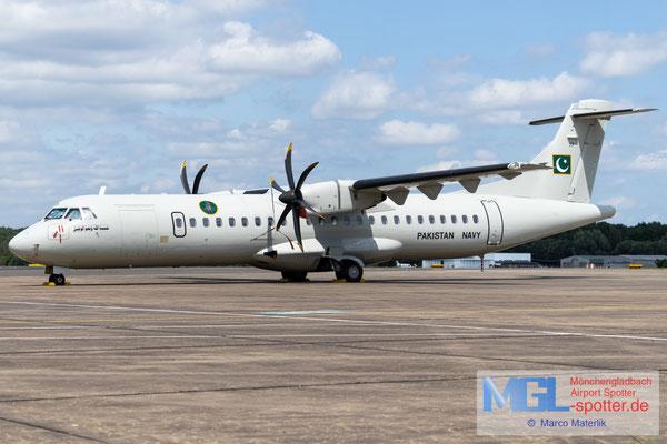 27.06.2020 77 Pakistan Navy ATR 72-500 cn808