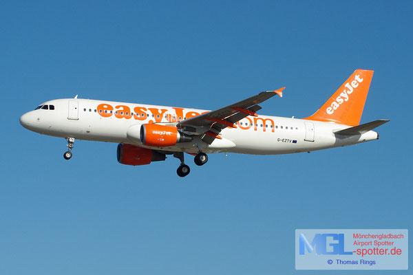 20.04.2013 G-EZTV easyjet A320-214