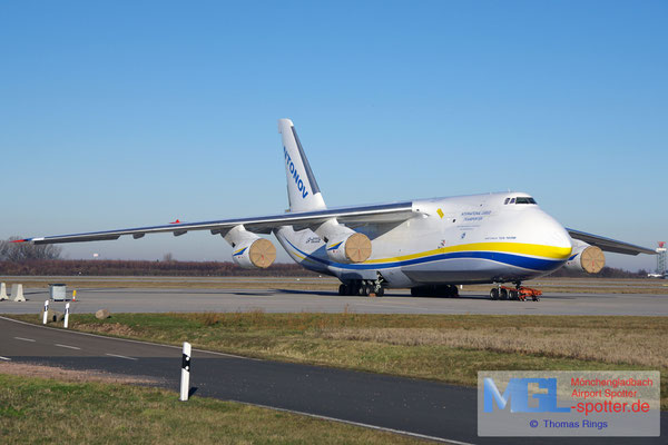 31.12.2016 UR-82008 Antonov Airlines An-124M-150