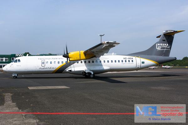 24.04.2020 HZ-HGA Nesma Airlines ATR 72-600 cn1371