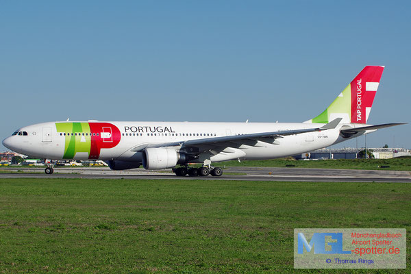 30.10.2013 CS-TON TAP Portugal A330-202