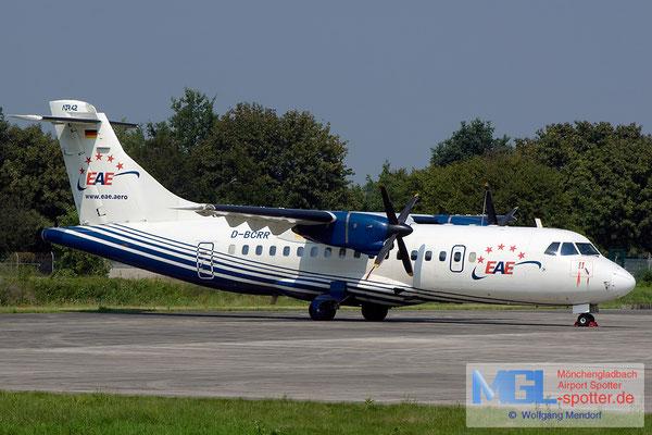 12.08.2007 D-BCRR EAE ATR 42-300 cn255