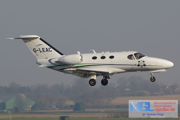 14.03.2014 G-LEAC Cessna 510 Citation Mustang