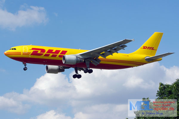 21.06.2014 D-AEAR DHL / EAT Leipzig A300B4-622RF