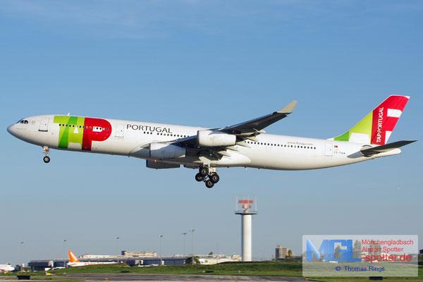 30.10.2013 CS-TOA TAP Portugal A340-312