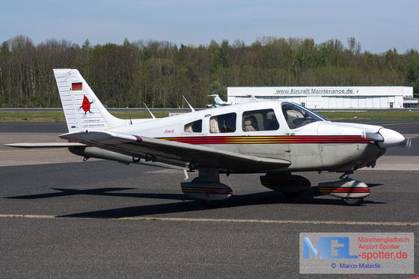 15.04.2020 D-EEPA Piper PA-28-181 Archer II
