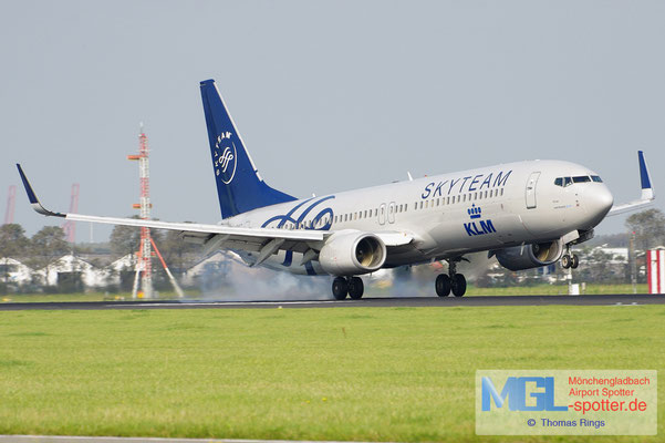 24.09.2011 PH-BXO KLM / Skyteam B737-9K2/W