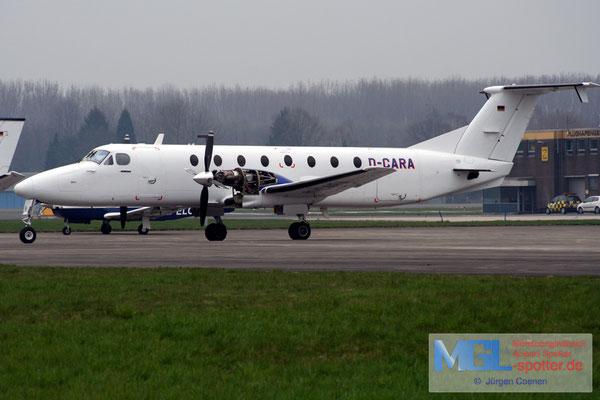25.03.2007 D-CARA (Avanti Air) Beech 1900