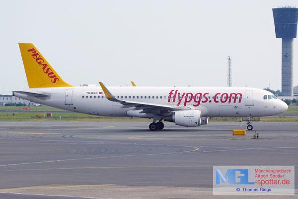 26.07.2014 TC-DCB Pegasus A320-214/S