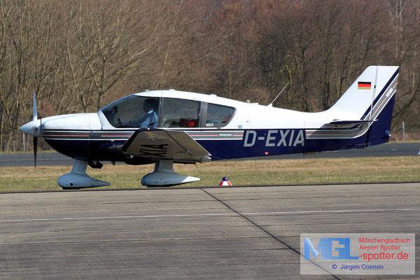 14.03.2018 D-EXIA Robin Apex DR-400/140B