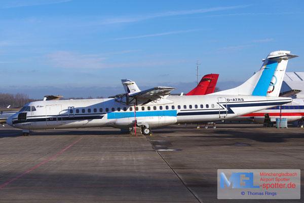 11.01.2014 D-ATRS RAS / (Olympic Air) ATR 72-202 cn239