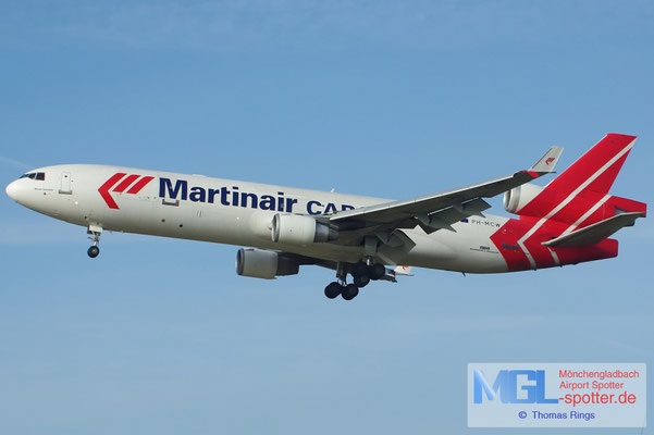 17.02.2013 PH-MCW Martinair Cargo MD-11F