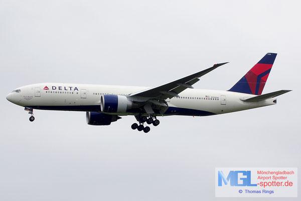 20.06.2014 N708DN Delta B777-232LR