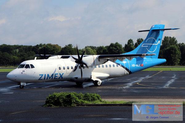 28.07.2021 HB-ALN  ZIMEX ATR-42-500