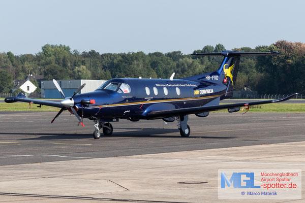 09.09.2021 HB-FVD Air Corviglia Pilatus PC-12/47E