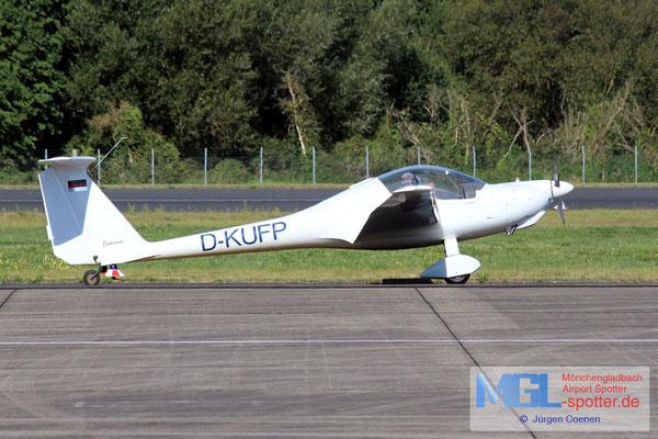 09.09.2016 D-KUPF Hoac HK-36R Super Dimona