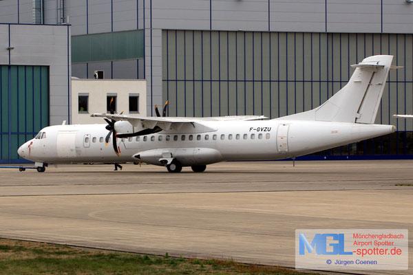 25.10.2018 F-GVZU NAC ATR 72-500 cn499