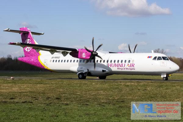26.03.2018 JU-8802 Hunnu Air ATR 72-500 cn773