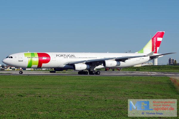 30.10.2013 CS-TOD TAP Portugal A340-312