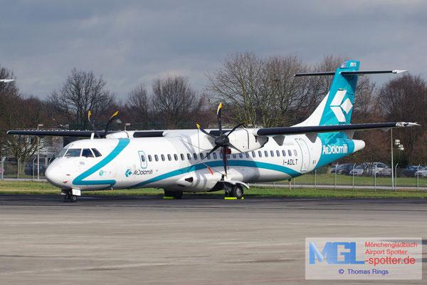 11.02.2014 I-ADLT Air Dolomiti ATR 72-500 cn638