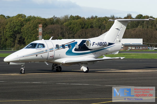 21.10.2019 F-HBOD Jet Key Embraer 500 Phenom 100
