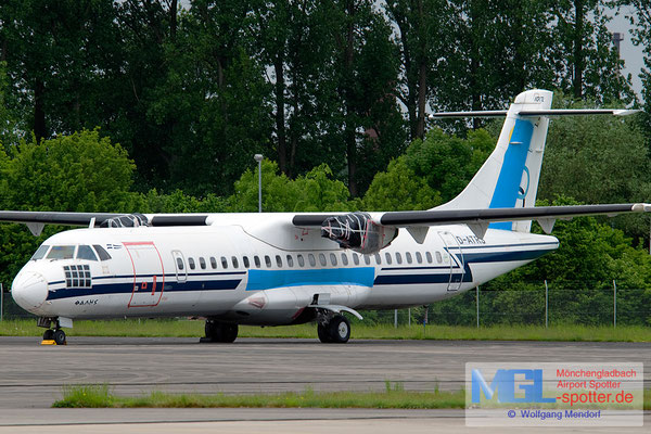 22.05.2013 D-ATRS RAS / (Olympic Air) ATR 72-202 cn239