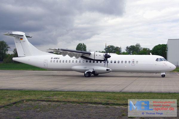 15.04.2014 D-ANKA RAS ATR 72-500 cn499