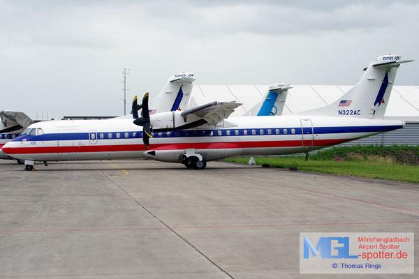 22.06.2013 N322AC (American Eagle) ATR 72-210 cn320