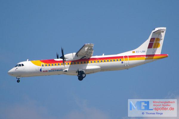 06.04.2015 EC-LRH Air Nostrum / Iberia Regional ATR 72-600