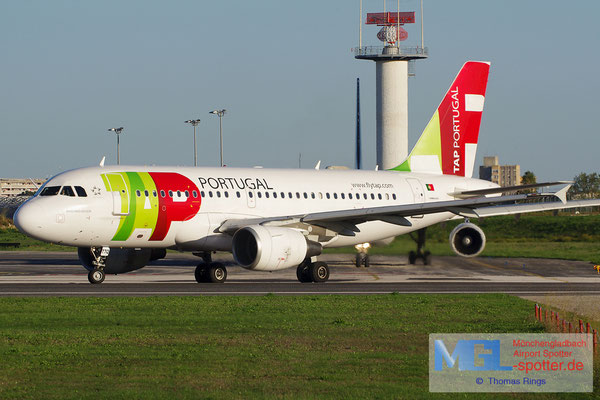 27.10.2013 CS-TTO TAP Portugal A319-111